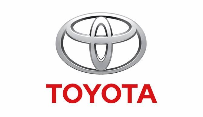 Toyota Brand Block