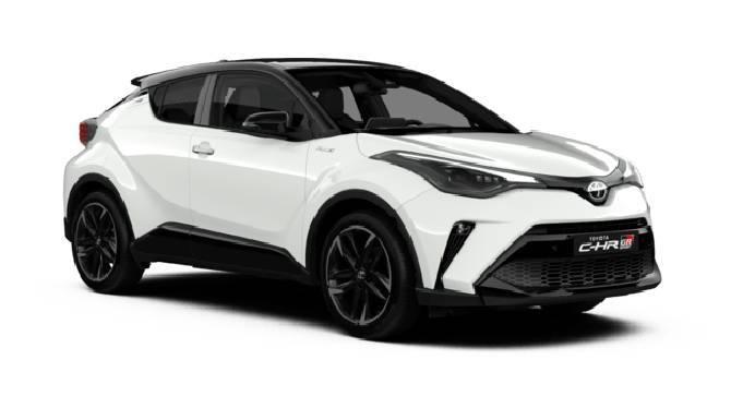 toyota c-hr gr sport crossover hybrid