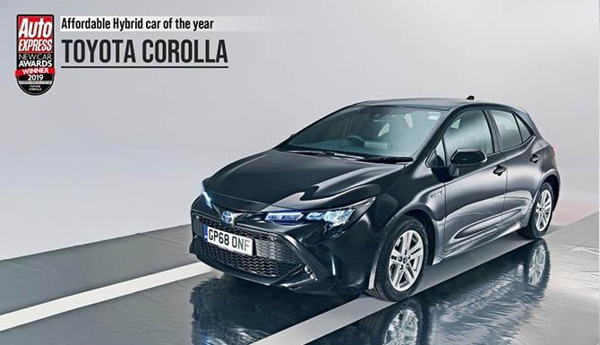 Toyota Corolla Article