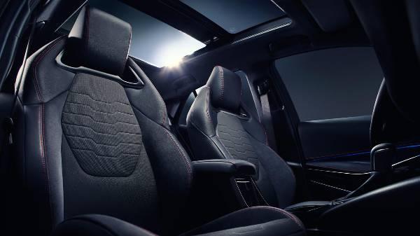 Toyota Corolla Seats Interior