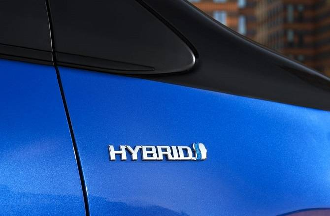 Discover the Toyota Hybrid