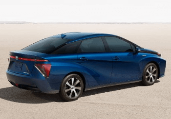 Back To The Future With The Toyota Mirai