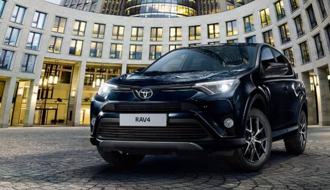 TOYOTA NEW CAR RAV4