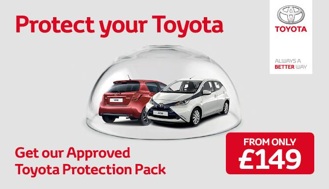 Toyota Protection Pack