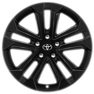 Toyota RAV4 18 Glossy Black Alloys