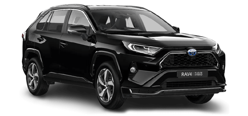 Toyota RAV4 Design Plug in Hybrid Black
