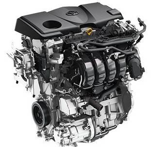 Toyota RAV4 Engine