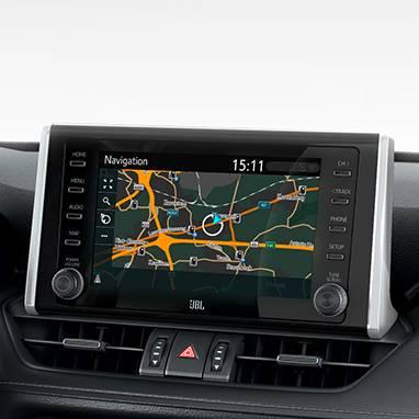 Toyota RAV4 Touchscreen