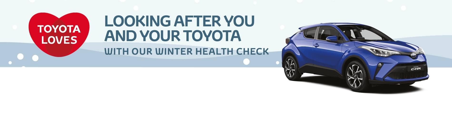 Toyota Winter Check
