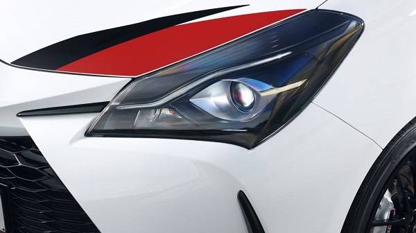 Toyota Yaris GRMN 2018 Clour Flash