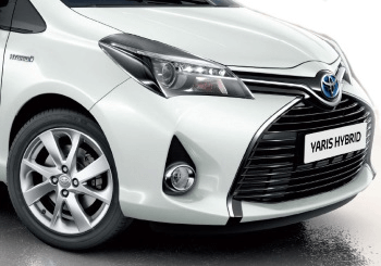 Toyota Yaris Hybrid Is A Winner