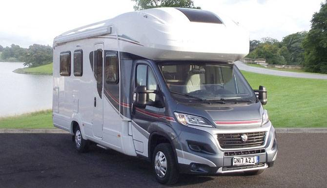 Used Motorhome Campervans