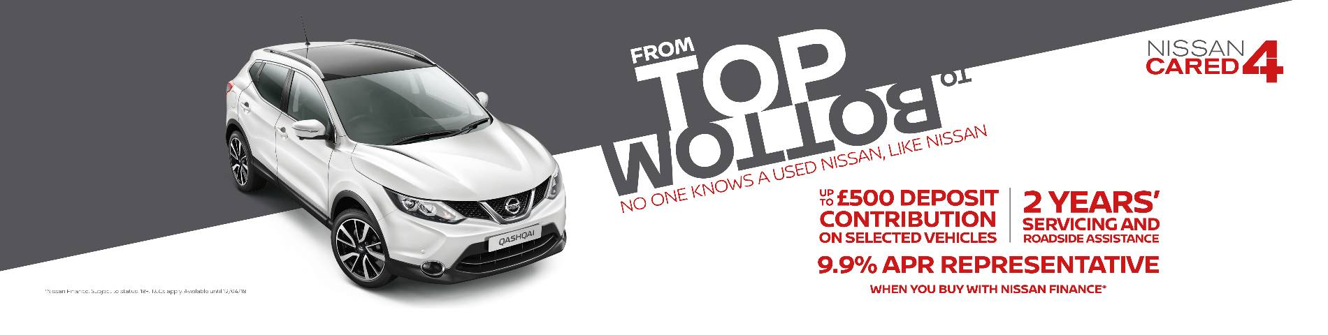 Used Nissan Offer