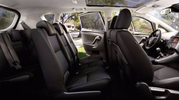 Verso Leather seats