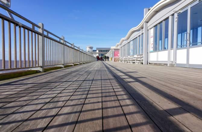 weston super half grand pier