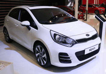 Kia Launches New Rio Hatchback