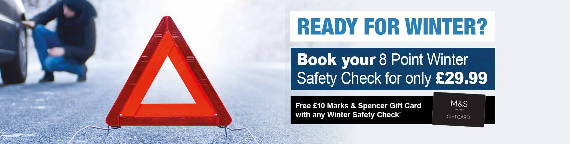 Winter Safety Check Banner