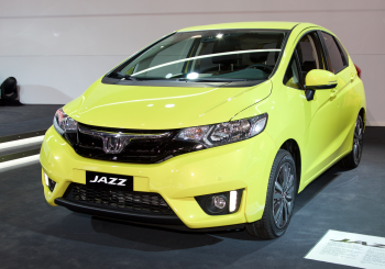 Make some room for the new Honda Jazz